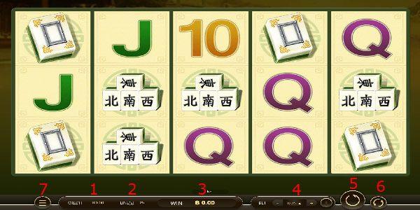 How to play Mahjong slot