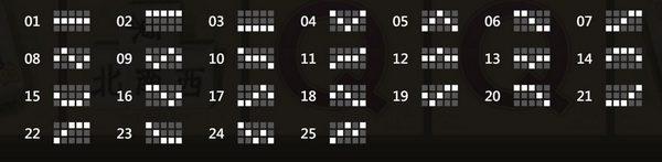 Payline Mahjong slot