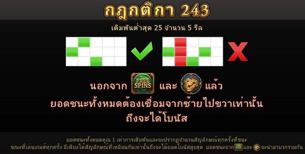Dragon King slot Rules